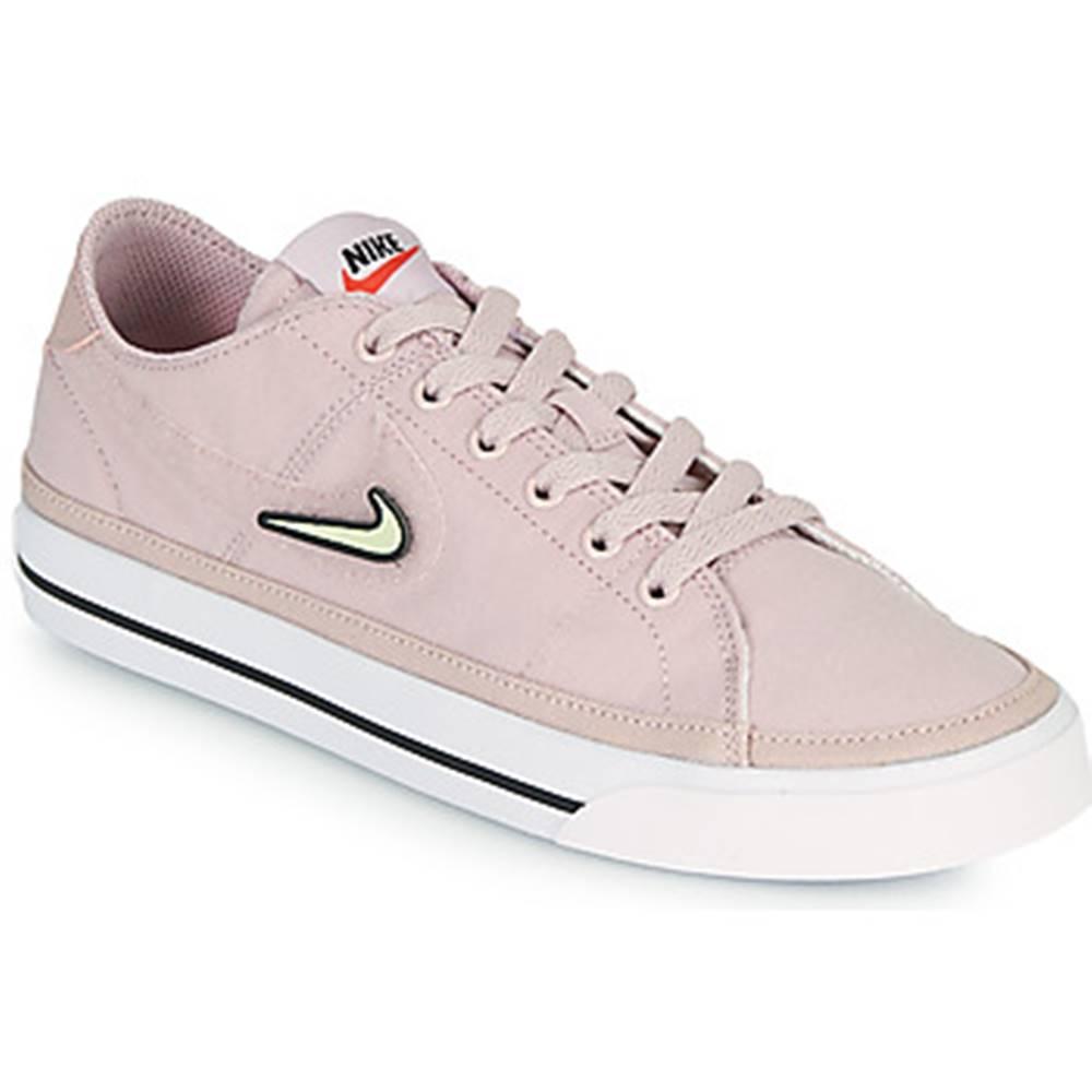 Nike Nízke tenisky Nike  COURT LEGACY VALENTINE'S DAY