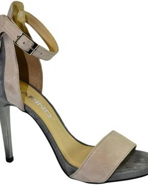 Béžové sandále Karino