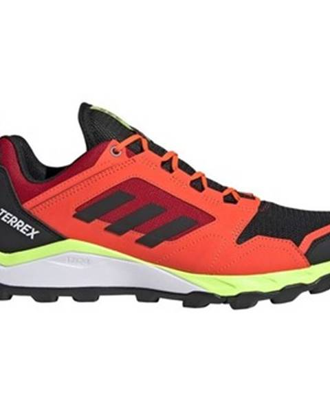 Oranžové topánky adidas