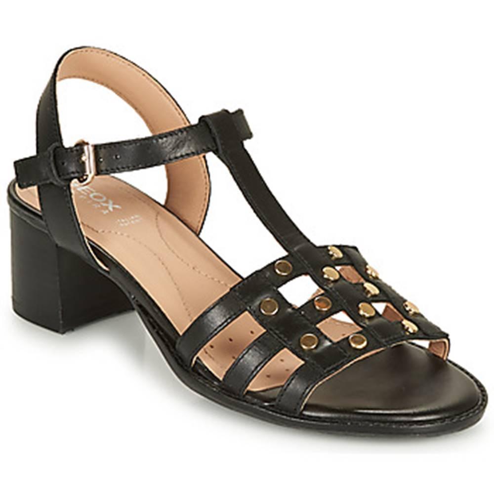 Geox Sandále Geox  D SOZY MID B