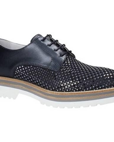 Modré topánky NeroGiardini