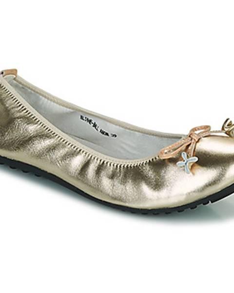 Zlaté balerínky Mac Douglas