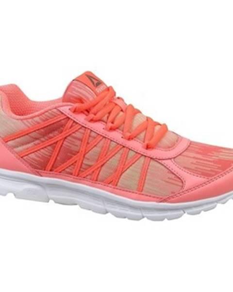 Oranžové topánky Reebok Sport