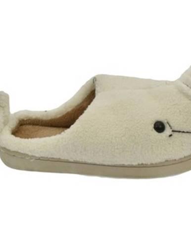 Biele papuče Seastar