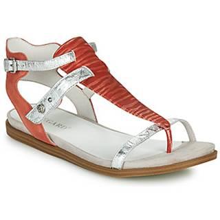 Sandále Regard  BAZUR V1 ESPERIA BRIQUE