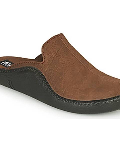 Hnedé papuče Romika Westland