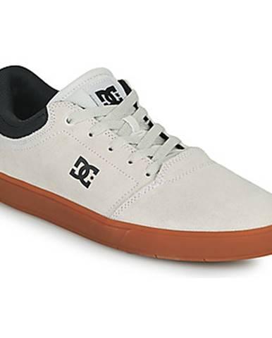 Béžové topánky DC Shoes