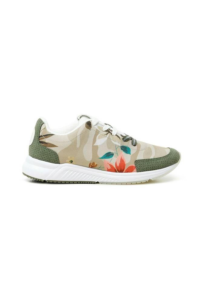 Desigual Desigual farebné tenisky Shoes Runner Cmoflower