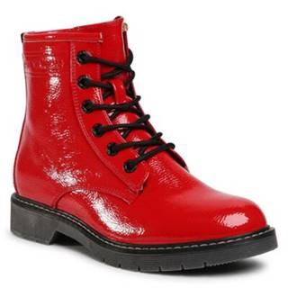 Šnurovacia obuv Tom Tailor 909280200 Imitácia kože/-Imitácia kože