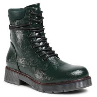 Šnurovacia obuv Tom Tailor 909350600 Ekologická koža/-Ekologická koža