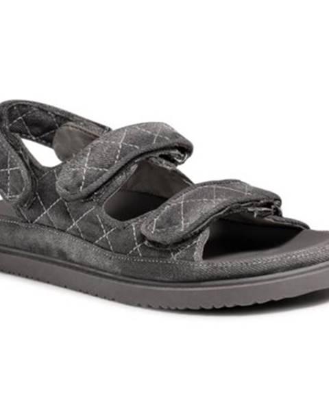 Šedé sandále Jenny Fairy