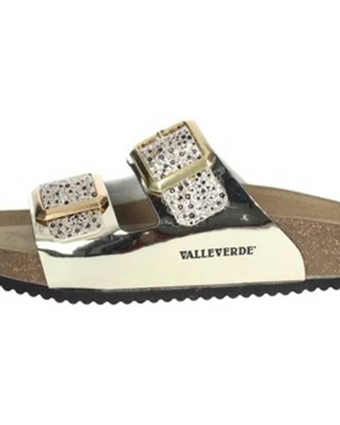 Zlaté topánky Valleverde