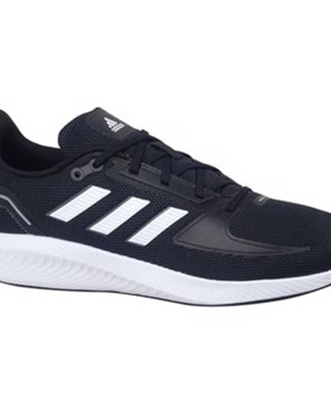 Čierne topánky adidas
