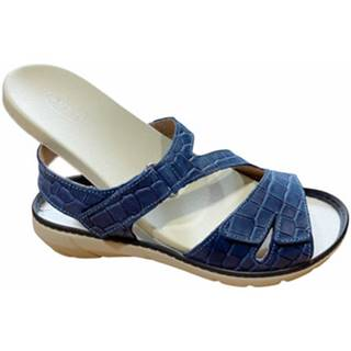 Sandále Calzaturificio Loren  LOQ6973blu