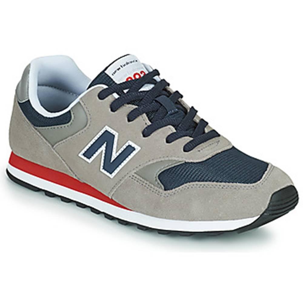New Balance Nízke tenisky New Balance  393