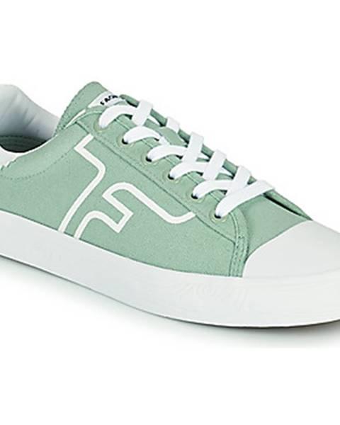 Zelené tenisky Faguo