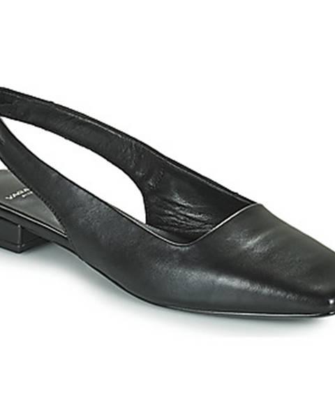 Čierne balerínky Vagabond Shoemakers