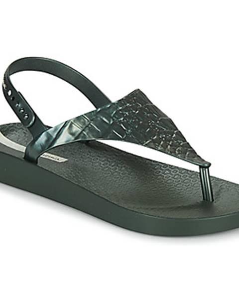 Zelené sandále Ipanema