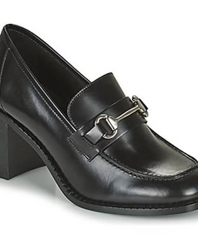 Čierne čižmy Minelli