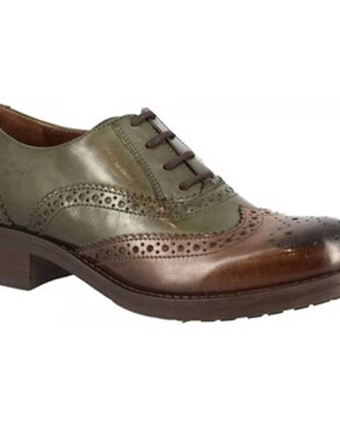 Zelené topánky Leonardo Shoes