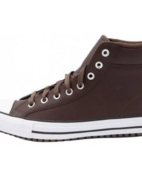 Hnedé tenisky Converse