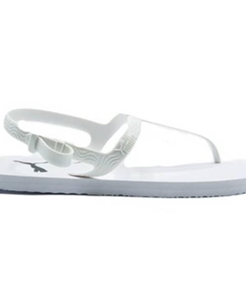 Biele sandále Puma