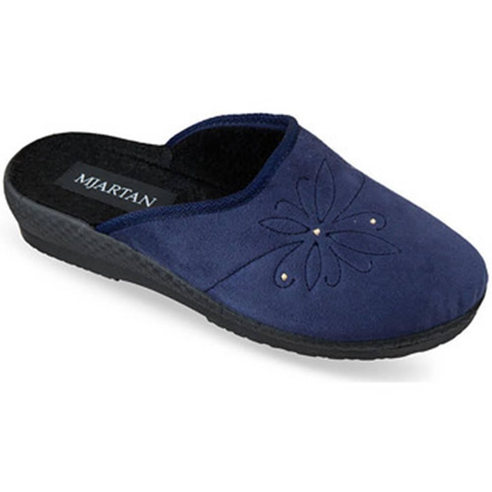 Mjartan Papuče Mjartan  Dámske modré papuče  SOŇA