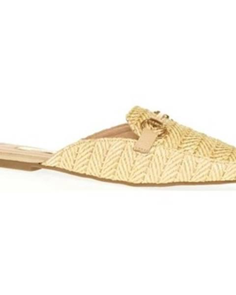 Béžové topánky Comer