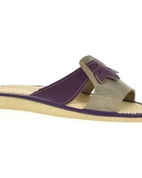 Fialové papuče John-C