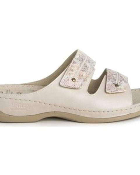 Béžové topánky Batz