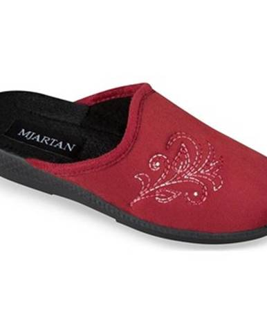 Červené papuče Mjartan