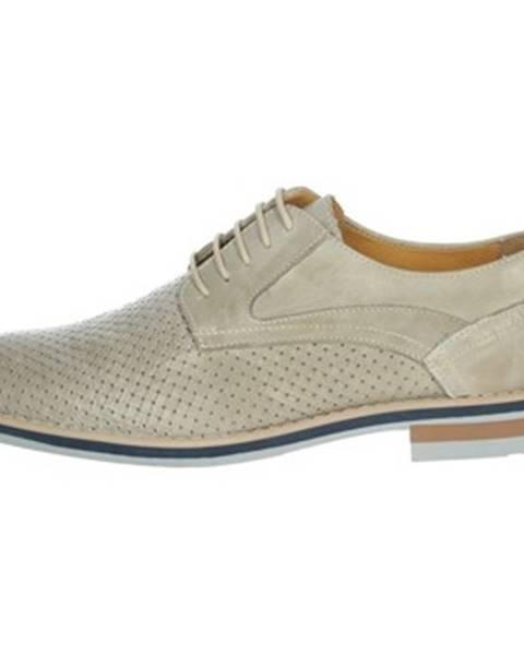 Béžové topánky Genus Millennium