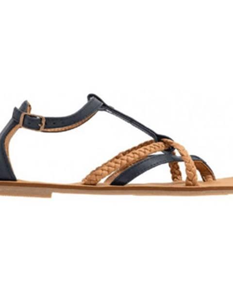 Hnedé sandále Rip Curl