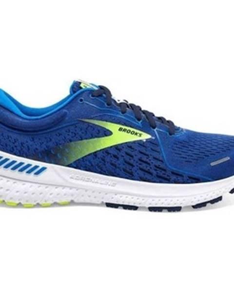 Modré topánky Brooks