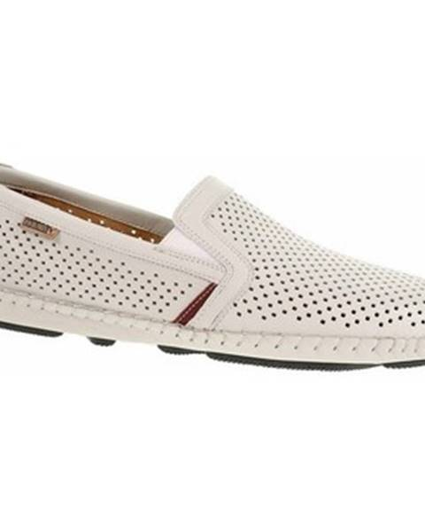 Béžové topánky Pikolinos