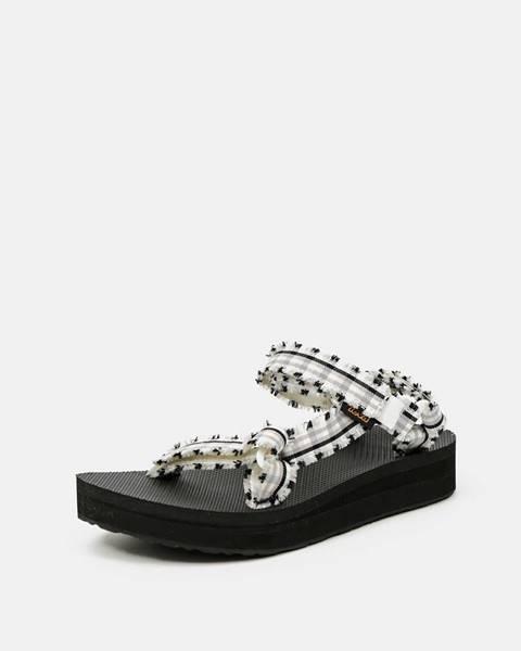 Biele sandále Teva