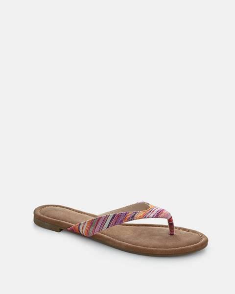 Ružové papuče loap