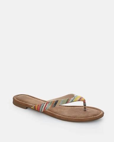 Zelené papuče loap