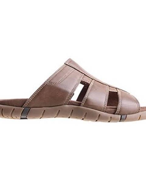 Hnedé topánky Lanetti