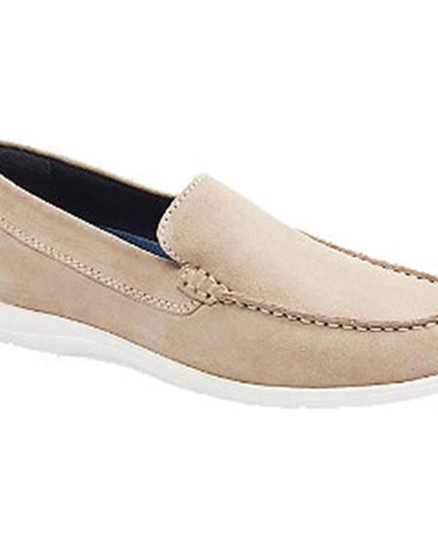 Béžové topánky AM SHOE