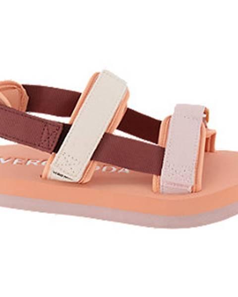 Béžové sandále Vero Moda