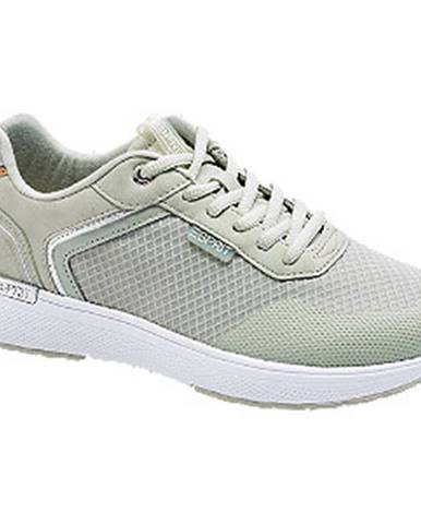 Zelené tenisky Esprit