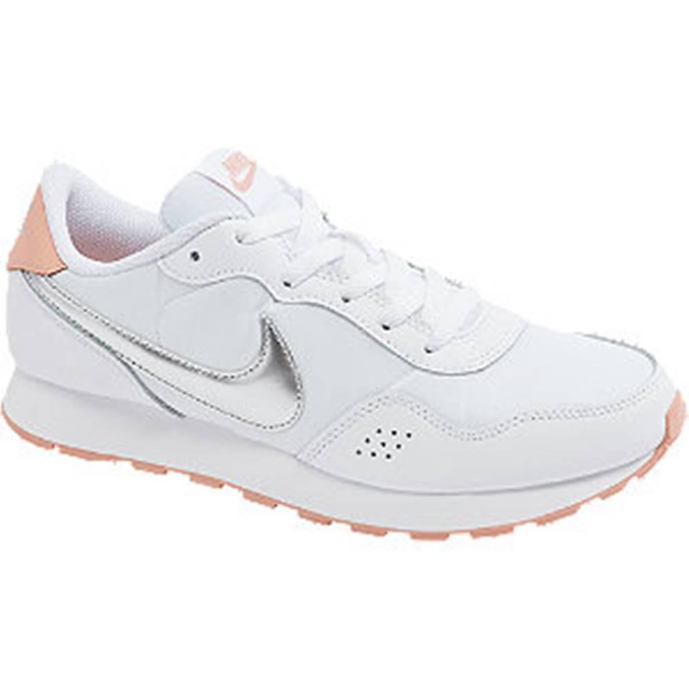 Nike Biele tenisky Nike Md Valiant