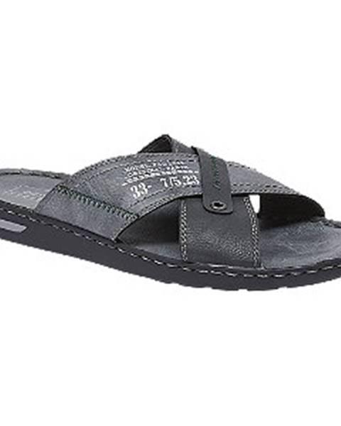 Modré sandále Easy Street