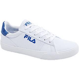 Biele plátenné tenisky Fila