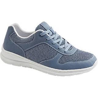 Modré komfortné tenisky Easy Street