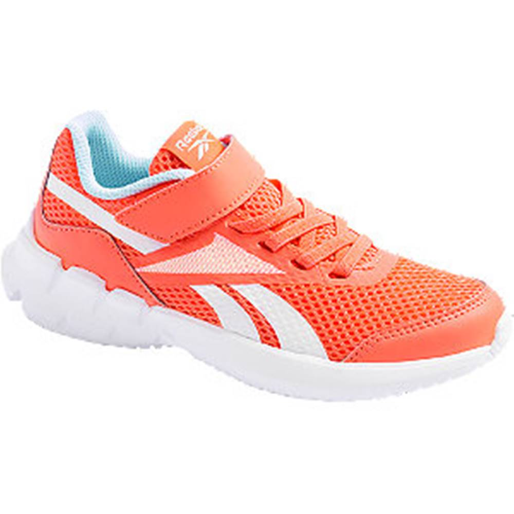 Reebok Oranžové tenisky na suchý zips Reebok Ztaur Run