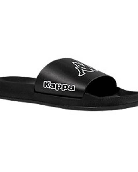 Čierne sandále Kappa