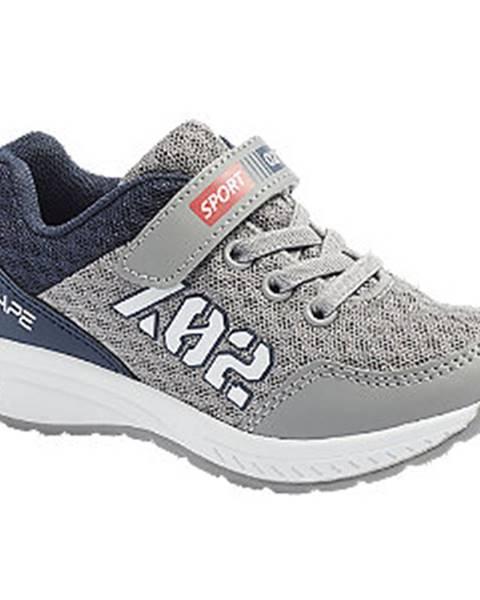 Modré tenisky Bobbi-Shoes
