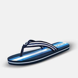 Sandále, papuče pre mužov SAM 73 - modrá